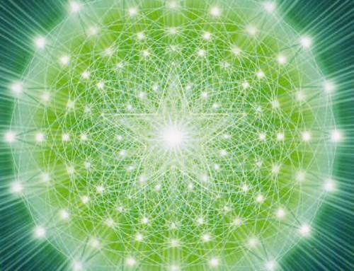 Healing Meditation Green/Diamond